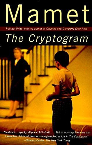 9780679746539: The Cryptogram