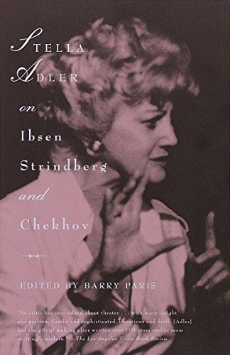 9780679746980: Stella Adler on Ibsen, Strindberg, and Chekhov