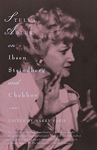 9780679746980: Stella Adler on Ibsen, Strindberg, and Chekhov