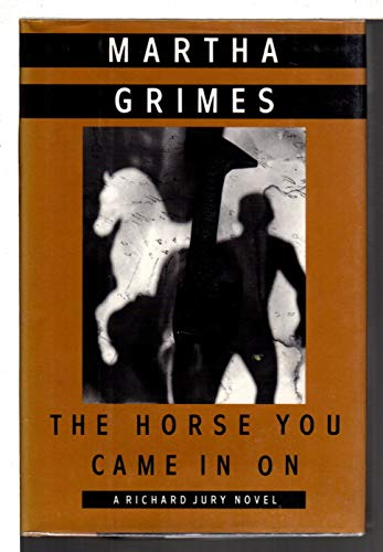 Horse You Came In On (Random House Large Print): Grimes, Martha