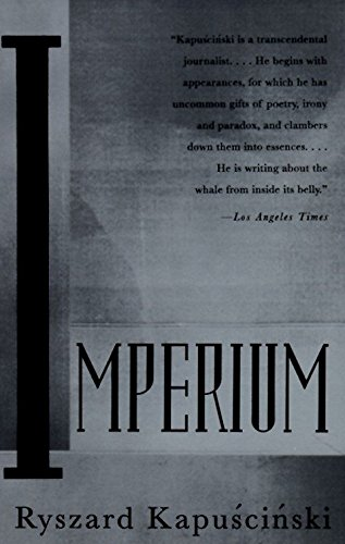 9780679747802: Imperium (Vintage International)