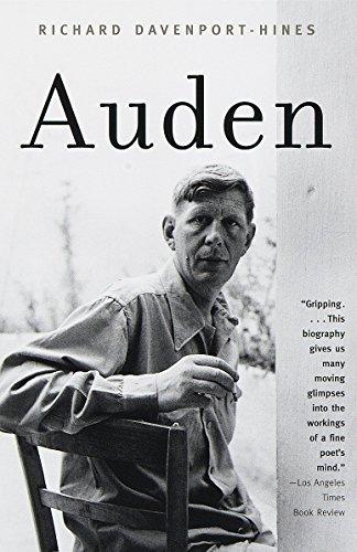 9780679747857: Auden