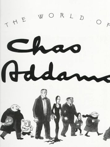 9780679748137: The World of Chas Addams