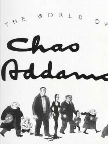 The World of Chas Addams: Charles Addams