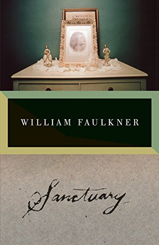 Faulkner, William SANCTUARY US SC ARC NF: Faulkner, William