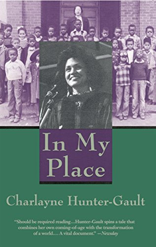 In My Place: Hunter-Gault, Charlayne