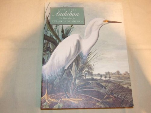 9780679748373: John James Audubon: The Watercolors for the Birds of America