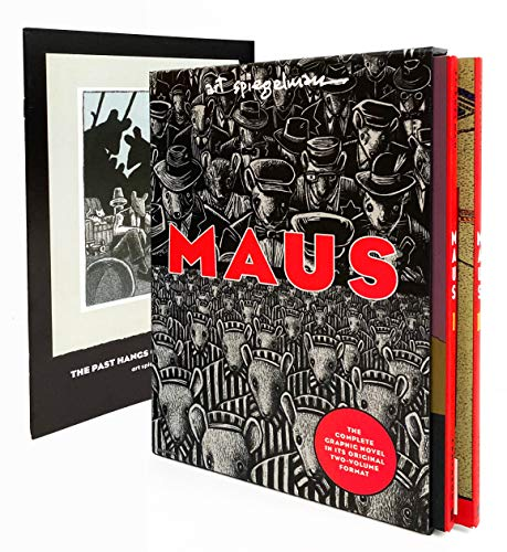 "9780679748403: Maus: ""My Father Bleeds History"", ""Here My Troubles Began"" v. 1 & 2: A Survivor's Tale: A Survivor's Tale - My Father Bleeds History/Here My Troubles Began (Pantheon Graphic Novels)"