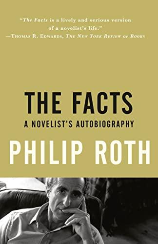9780679749059: The Facts. A Novelist Autobiography: A Novelist's Autobiography (Vintage International)