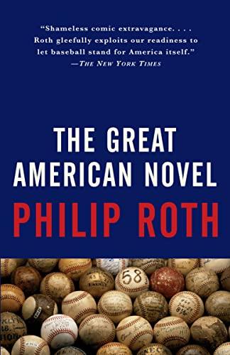 9780679749066: The Great American Novel