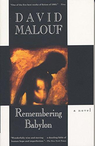 9780679749516: Remembering Babylon: A Novel