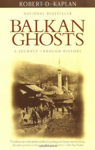 9780679749813: Balkan Ghosts (Vintage Departures)