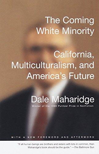 The Coming White Minority: Dale Maharidge