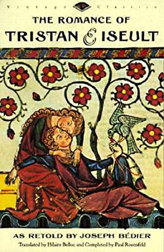 9780679750161: The Romance of Tristan and Iseult (Vintage Classics)