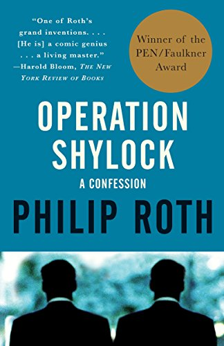 Operation Shylock: A Confession