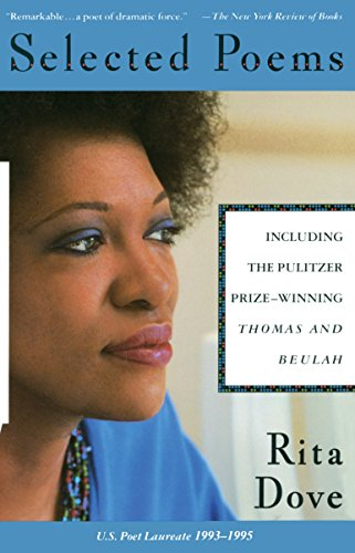 Selected Poems (0679750800) by Rita Dove