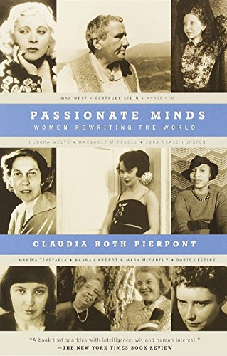 9780679751137: Passionate Minds: Women Rewriting the World
