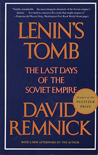 9780679751250: Lenin's Tomb: The Last Days of the Soviet Empire
