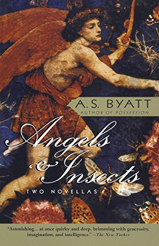 9780679751342: Angels & Insects: Two Novellas