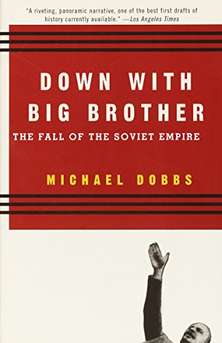 9780679751519: Down with Big Brother: The Fall of the Soviet Empire