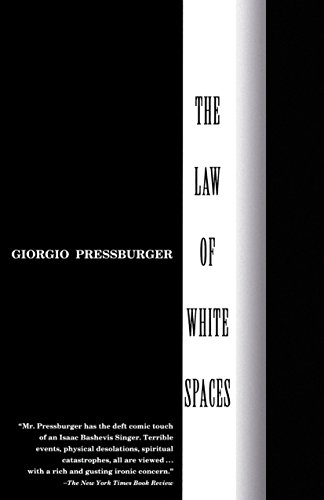 9780679752462: The Law of White Spaces (Vintage International)