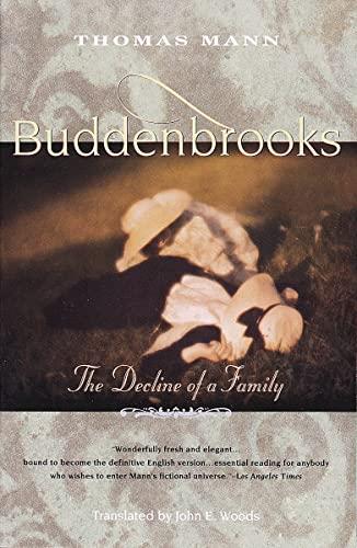 9780679752608: Buddenbrooks: The Decline of a Family