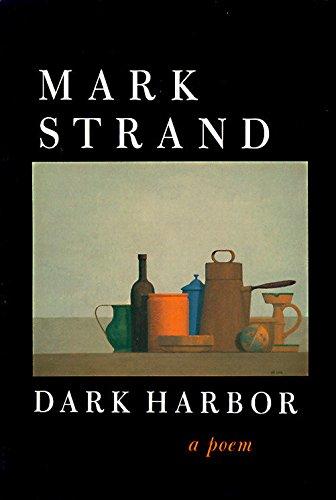 9780679752790: Dark Harbor: A Poem