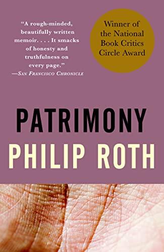 9780679752936: Patrimony: A True Story