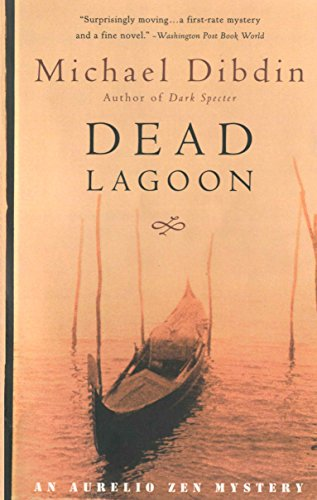 9780679753117: Dead Lagoon: An Aurelio Zen Mystery (Vintage Crime/Black Lizard)