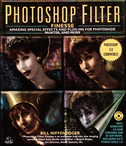 9780679753247: Photoshop Filters Toolkit