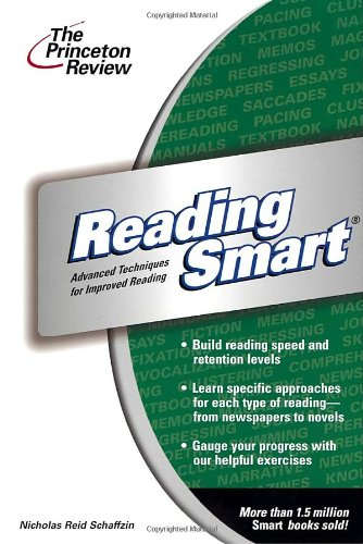 9780679753612: Reading Smart: Advanced Techniques for Improved Reading (Smart Guides)