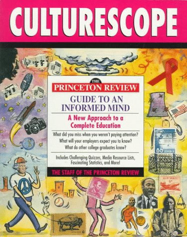 9780679753674: PR Culturescope: Princeton Review Guide to an Informed Mind