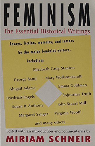 9780679753810: Feminism: The Essential Historical Writings