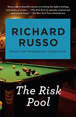 9780679753834: The Risk Pool (Vintage Contemporaries)