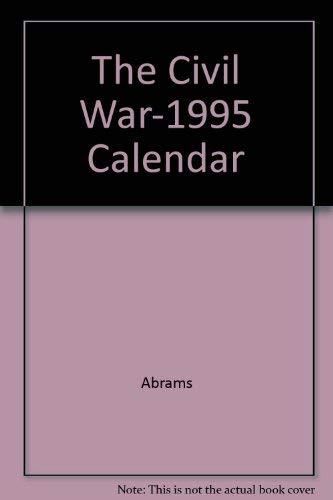 9780679753841: The Civil War-1995 Calendar