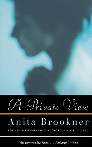 9780679754435: A Private View (Vintage Contemporaries)