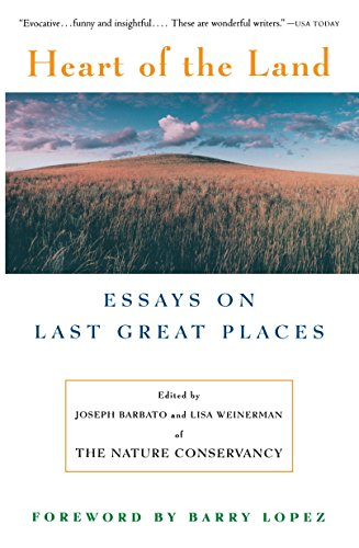 9780679755012: Heart Of The Land: Essays on Last Great Places