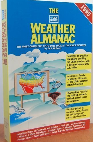 USA Today Weather Almanac (0679755470) by Jack Williams