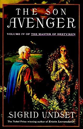 9780679755524: The Son Avenger: Volume IV of The Master of Hestviken