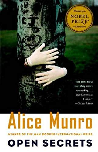 9780679755623: Open Secrets: Stories (Vintage Contemporaries)