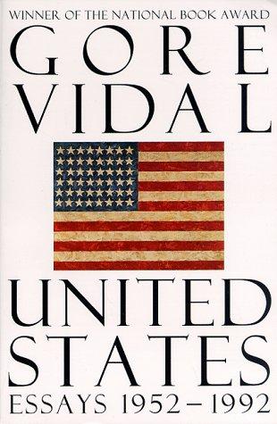 9780679755722 united states essays 1952 1992 abebooks gore