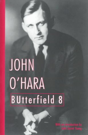 BUtterfield 8 (9780679755807) by John O'Hara