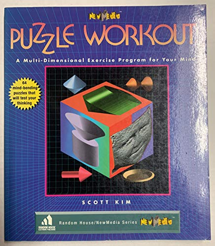 9780679755951: NewMedia Magazine Puzzle Workout:: A Multi-Dimensional Exercise Program for Your Mind (Newmedia Series)