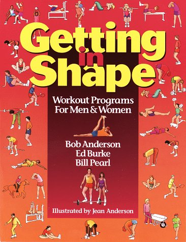 9780679756095: Getting in Shape: Workout Programs for Men and Women