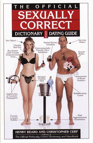 9780679756415: The Official Sexually Correct Dictionary and Dating Guide