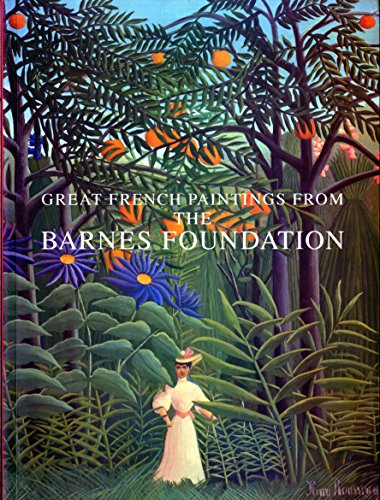 9780679756699: Great French Paintings From The Barnes Foundation