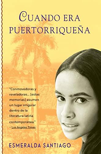 9780679756774: Cuando Era Puertorriqueña (Spanish Edition)