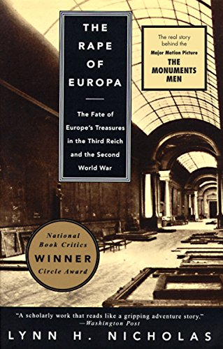 9780679756866: The Rape of Europa: The Fate of Europe's Treasures in the Third Reich and the Second World War