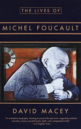 9780679757924: Lives of Michel Foucault