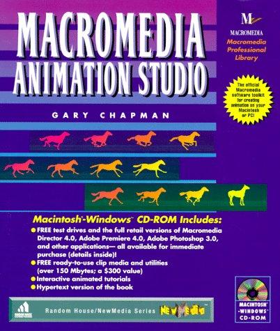 9780679758006: Macromedia Animation Studio (Macromedia Professional Library)